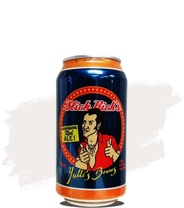 Yulli's Slick Rick's Rampaging Red Ale