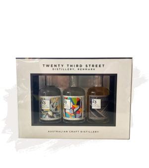 23 Street Mixed Gift Pack (3x200ml)