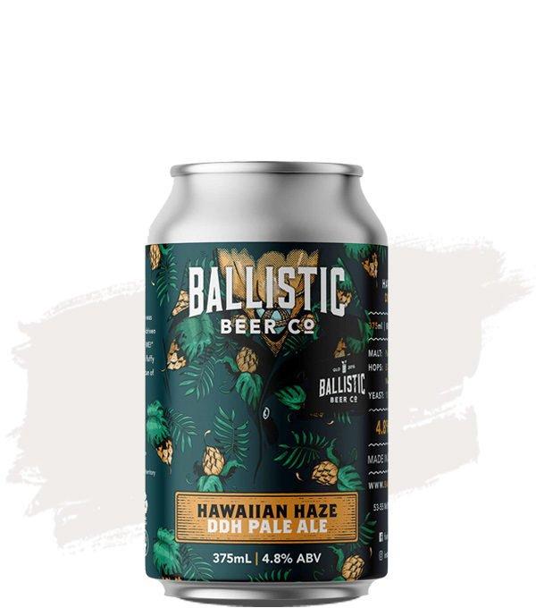 Ballistic Hawaiian Haze