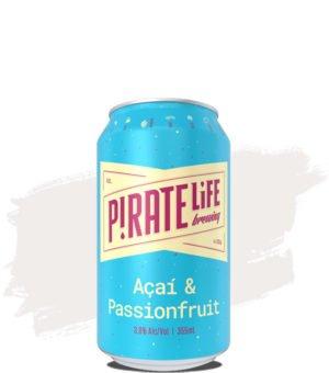 Pirate Life Açai and Passionfruit Sour