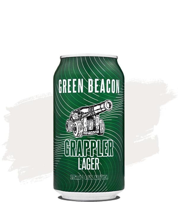 Green Beacon Grappler Lager