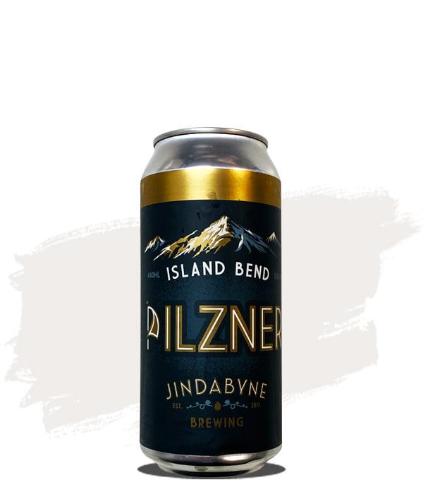 Jindabyne Island Bend Pilzner