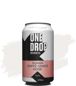 One Drop Guava & White Grape Gose
