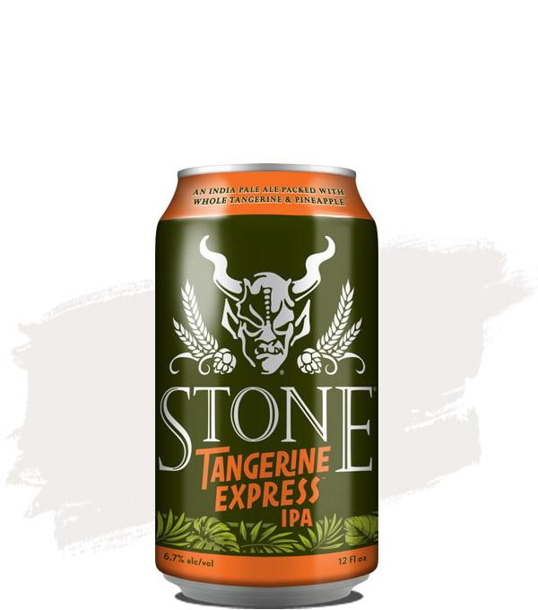 Stone Tangerine Express IPA Can