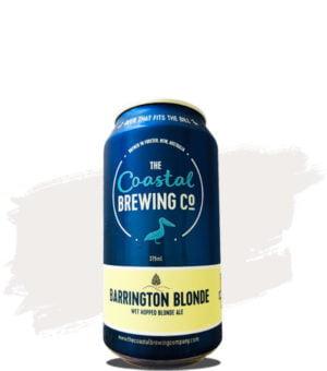 Coastal Barrington Blonde Ale