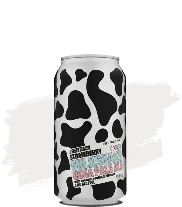 Green Beacon Strawberry Milkshake IPA