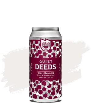 Quiet Deeds Cherry Mandering