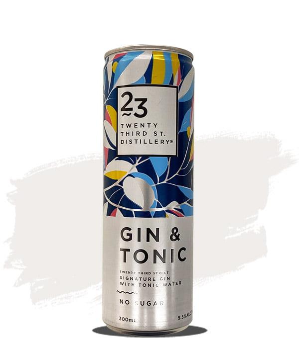 23rd Street Gin & Tonic