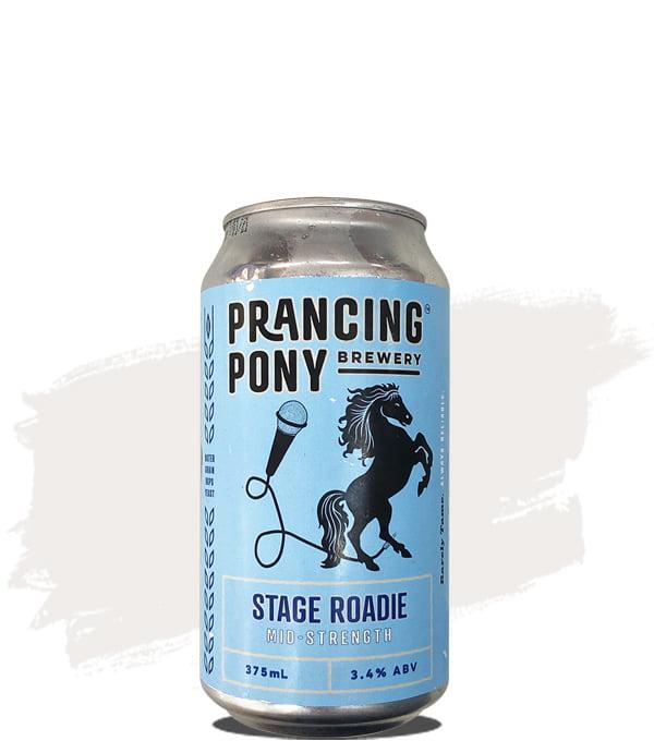 Prancing Pony Stage Roadie