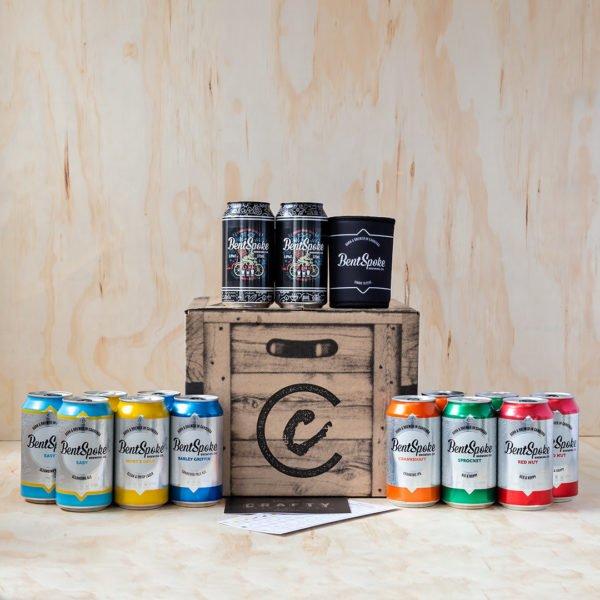 BentSpoke Brewing Co. Pack Hero