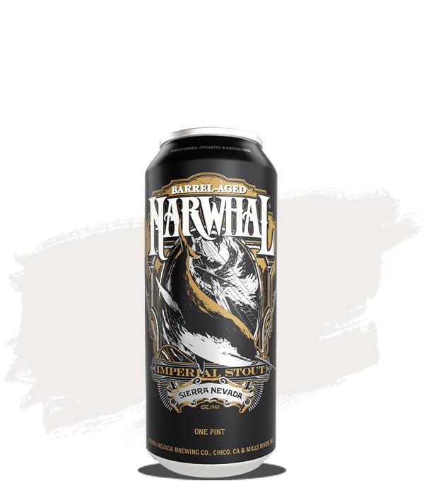 Narwhal Sierra Nevada Barrel Aged Can