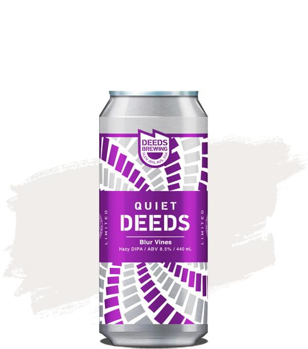 Quiet Deeds Blur Vines Hazy DIPA