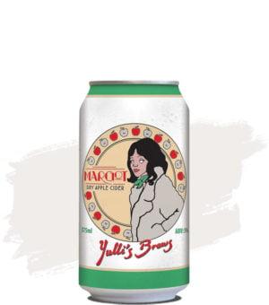 Yulli's Brew Margot' Dry Apple Cider