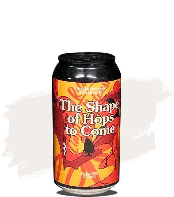 Akasha The Shape of Hops to Come Hazy IPA