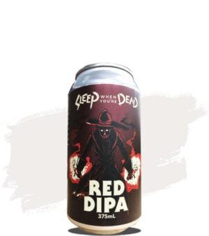 Ballistic Sleep When You're Dead Red Double IPA
