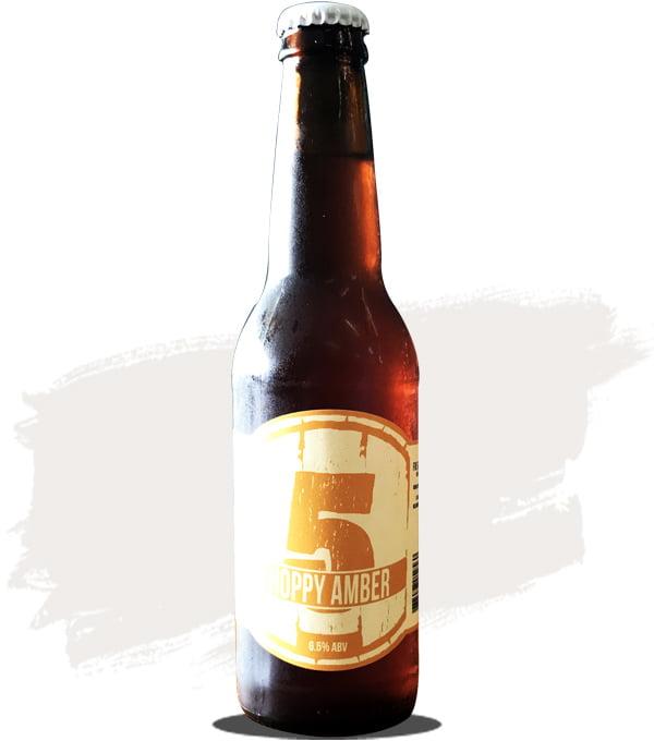 Five Barrels Amber Ale