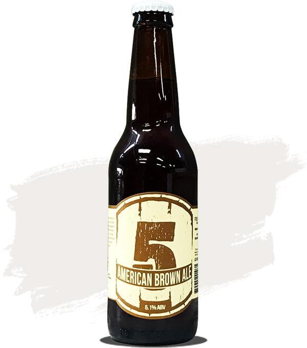Five Barrels American Brown Ale