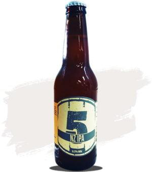 Five Barrels NZ IPA