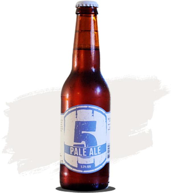 Five Barrels Pale Ale