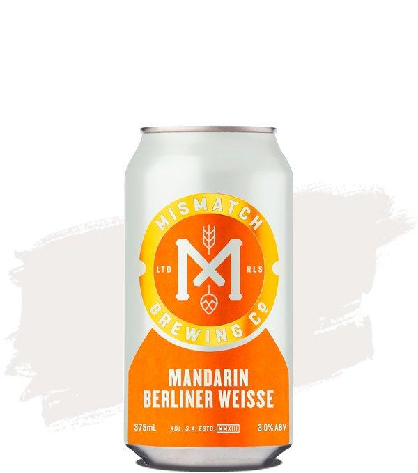 Mismatch Mandarin Berliner Weisse