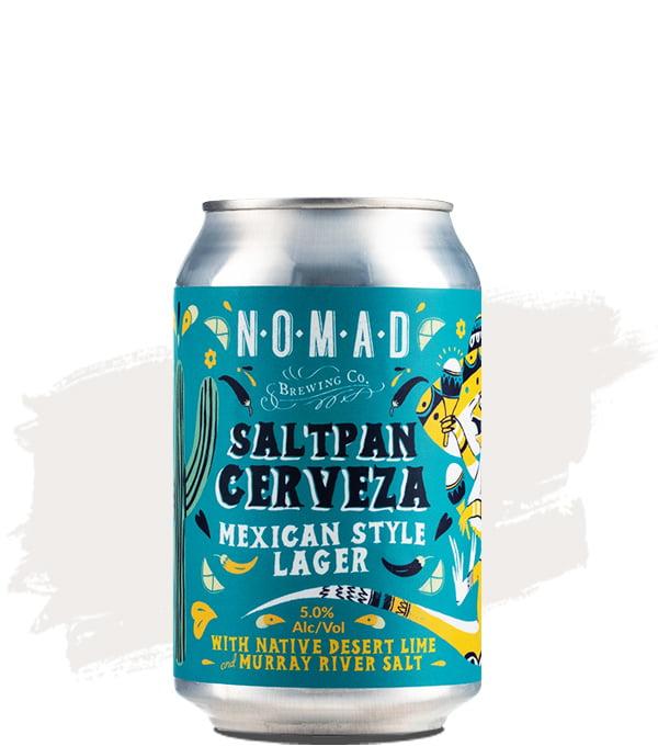 Nomad Brewing Saltpan Cervaza