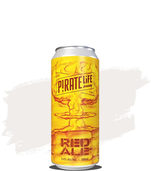 Pirate Life Red Ale