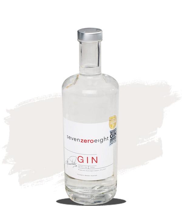 SevenZeroEight Gin