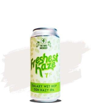 The Mill Brewery Freshest Haze Galaxy Wet Hop DDH Hazy IPA