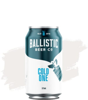 Ballistic Cold One