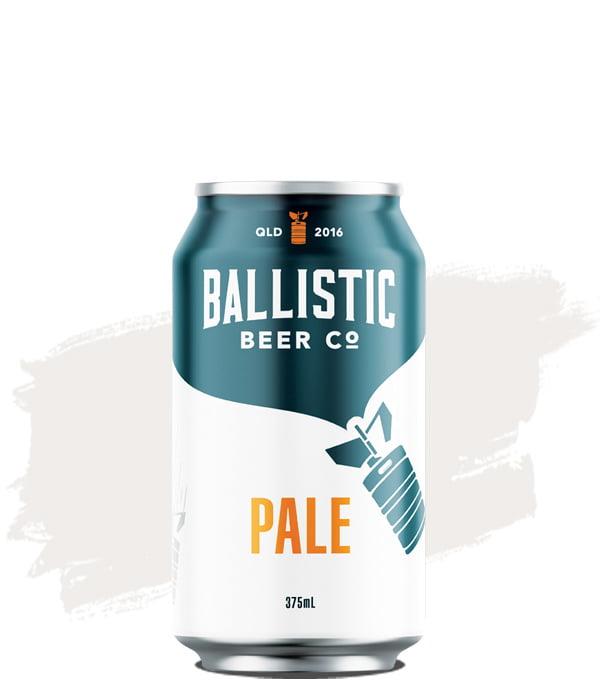 Ballistic Pale Ale