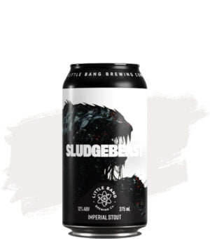Little Bang Sludgebeast Imperial Stout