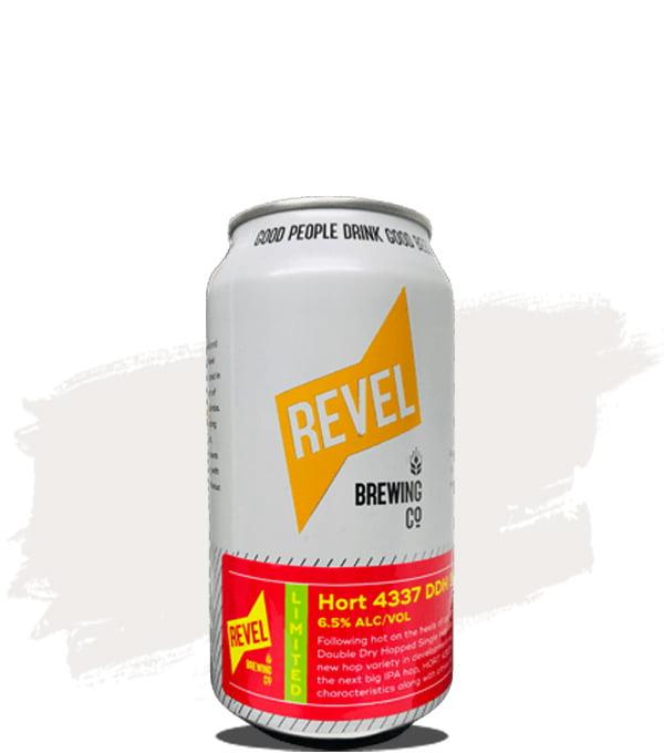 Revel brewing Hort 4337 DDH SHIPA