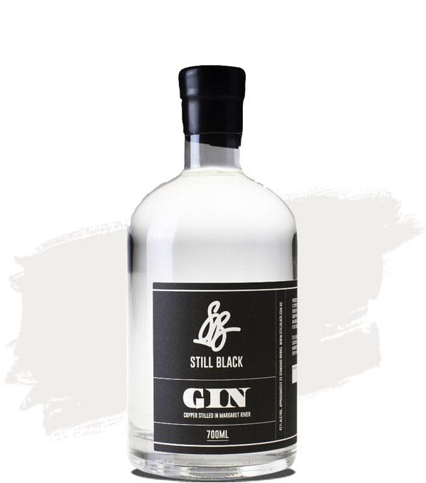 Still Black Gin