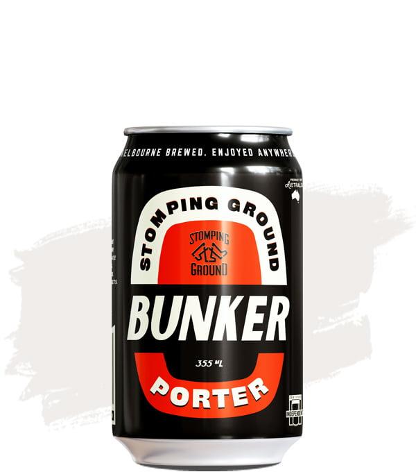 Stomping Ground Bunker Porter