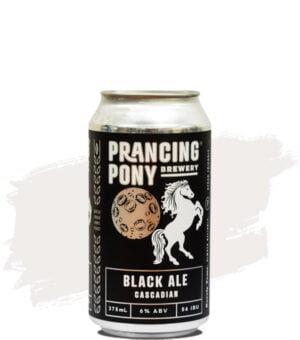 Prancing Pony Black Ale Cascadian