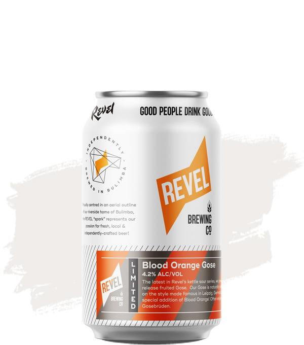 Revel Blood Orange Gose