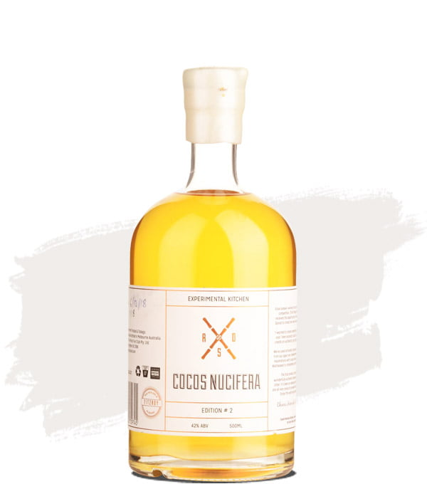 Rum Diary Cocos Nucifera