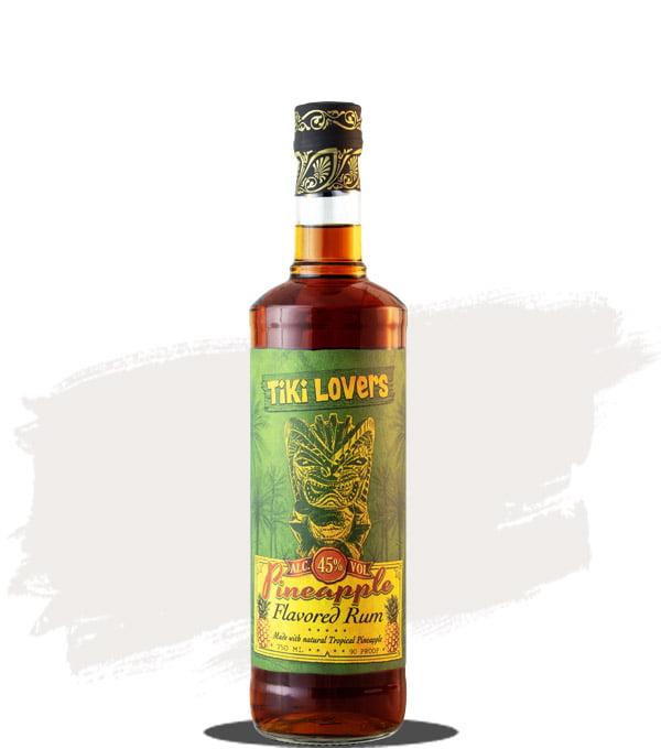 Tiki Lovers Pineapple Rum