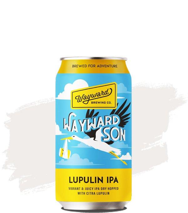 Wayward Son Lupulin IPA