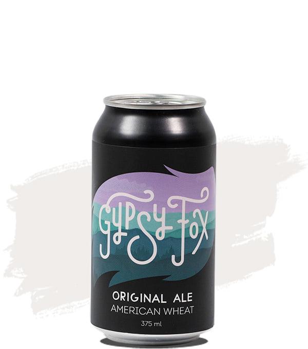 Gypsy Fox Original Ale - Pale American Wheat