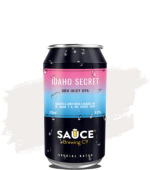 Sauce IDAHO Secret DDH Juicy IPA
