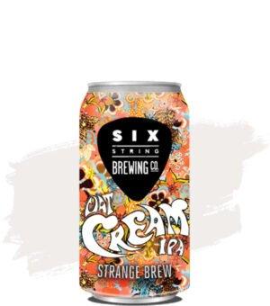Six Strings Oat Cream IPA