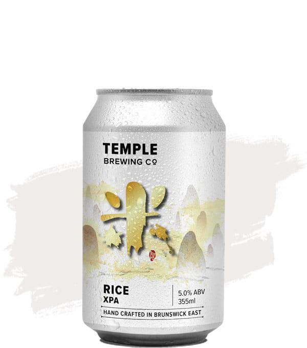 Temple Brewing Rice XPA