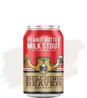 Belching Beaver Peanut Butter Milk Stout