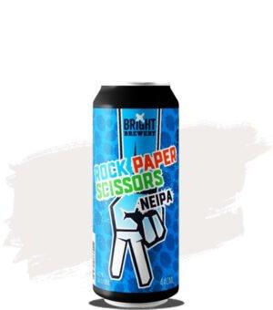 Bright Brewery Rock Paper Scissors NEIPA