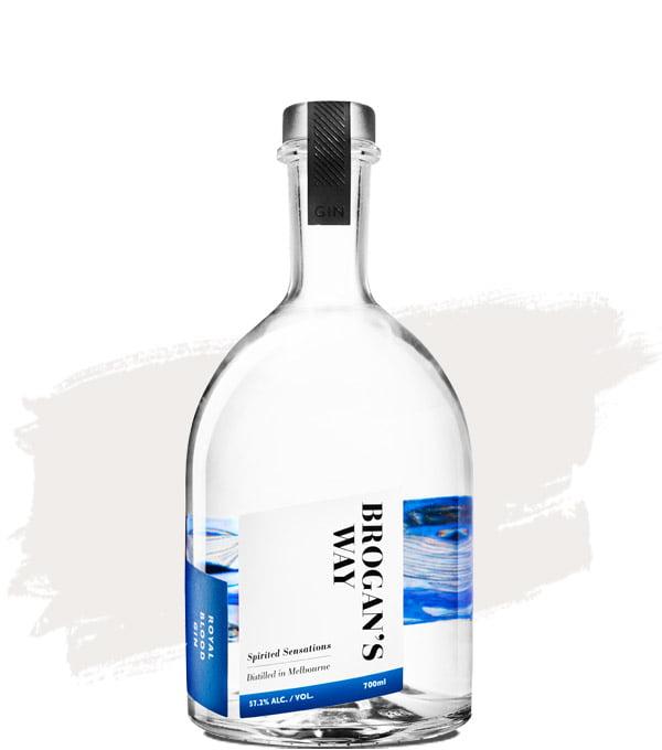 Brogans Way Royal Blood Gin