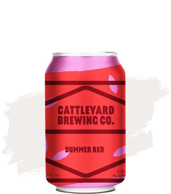 Cattleyard Brewery Summer Red