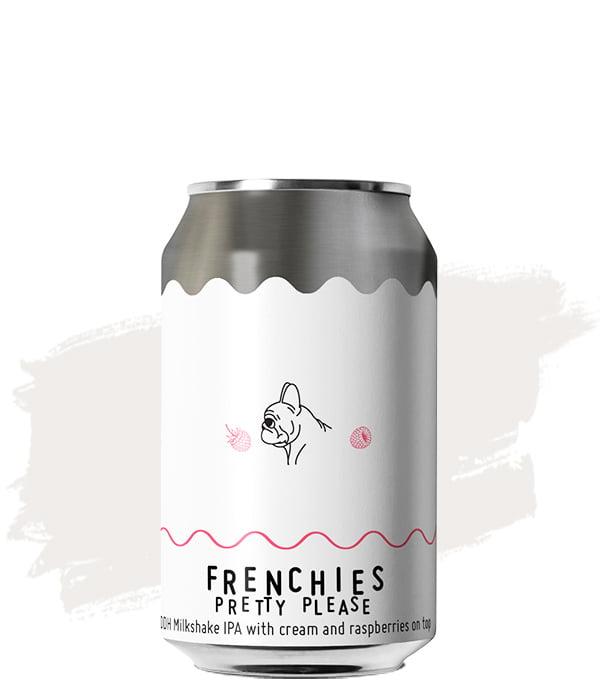 Frenchies Raspberry Milkshake IPA