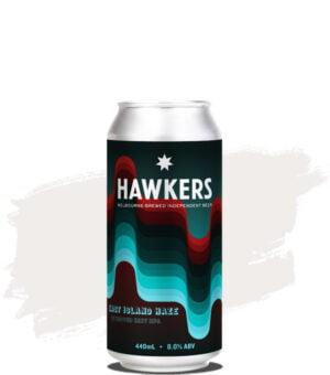 Hawkers East Island Hazy IIPA