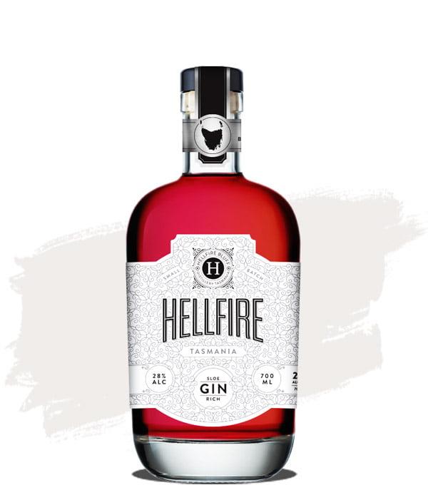 Hellfire Sloe Gin